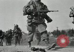 Image of 187th Airborne Regimental Combat Team Korea Munson-ni, 1951, second 11 stock footage video 65675022685
