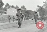 Image of United States 3rd Division 30th Infantry Regiment Aix-en-Provence France, 1944, second 1 stock footage video 65675022697