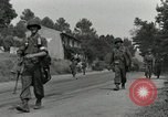 Image of United States 3rd Division 30th Infantry Regiment Aix-en-Provence France, 1944, second 3 stock footage video 65675022697