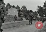 Image of United States 3rd Division 30th Infantry Regiment Aix-en-Provence France, 1944, second 10 stock footage video 65675022697