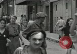 Image of Liberation of Aix-en-Provence France World War 2 Aix-en-Provence France, 1944, second 9 stock footage video 65675022699