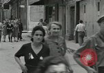 Image of Liberation of Aix-en-Provence France World War 2 Aix-en-Provence France, 1944, second 10 stock footage video 65675022699