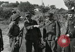 Image of French soldiers France, 1944, second 4 stock footage video 65675022700