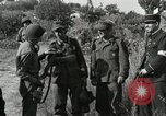 Image of Two German prisoners detained Aix-en-Provence France, 1944, second 5 stock footage video 65675022700
