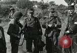Image of Two German prisoners detained Aix-en-Provence France, 1944, second 7 stock footage video 65675022700