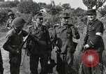 Image of French soldiers France, 1944, second 8 stock footage video 65675022700