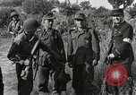 Image of French soldiers France, 1944, second 9 stock footage video 65675022700