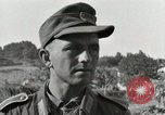 Image of Two German prisoners detained Aix-en-Provence France, 1944, second 11 stock footage video 65675022700