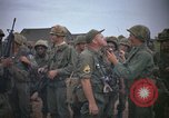 Image of 2nd Battalion of 173rd Airborne Brigade Combat Team Vietnam, 1965, second 6 stock footage video 65675022706