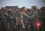 Image of 2nd Battalion of 173rd Airborne Brigade Combat Team Vietnam, 1965, second 8 stock footage video 65675022706