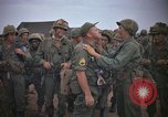 Image of 2nd Battalion of 173rd Airborne Brigade Combat Team Vietnam, 1965, second 9 stock footage video 65675022706