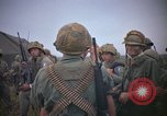 Image of 2nd Battalion of 173rd Airborne Brigade Combat Team Vietnam, 1965, second 11 stock footage video 65675022706