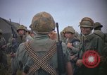 Image of 2nd Battalion of 173rd Airborne Brigade Combat Team Vietnam, 1965, second 12 stock footage video 65675022706