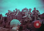 Image of 1st Battalion of 173rd Airborne Brigade Combat Team Vietnam, 1965, second 8 stock footage video 65675022711