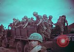 Image of 1st Battalion of 173rd Airborne Brigade Combat Team Vietnam, 1965, second 9 stock footage video 65675022711