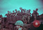 Image of 1st Battalion of 173rd Airborne Brigade Combat Team Vietnam, 1965, second 10 stock footage video 65675022711