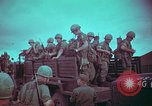 Image of 1st Battalion of 173rd Airborne Brigade Combat Team Vietnam, 1965, second 11 stock footage video 65675022711