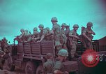 Image of 1st Battalion of 173rd Airborne Brigade Combat Team Vietnam, 1965, second 12 stock footage video 65675022711