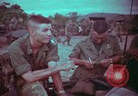 Image of 1st Battalion of 173rd Airborne Brigade Vietnam, 1965, second 6 stock footage video 65675022712