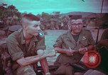 Image of 1st Battalion of 173rd Airborne Brigade Vietnam, 1965, second 7 stock footage video 65675022712