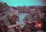 Image of 1st Battalion of 173rd Airborne Brigade Vietnam, 1965, second 8 stock footage video 65675022712