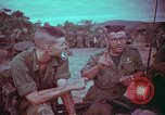 Image of 1st Battalion of 173rd Airborne Brigade Vietnam, 1965, second 9 stock footage video 65675022712