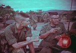 Image of 1st Battalion of 173rd Airborne Brigade Vietnam, 1965, second 11 stock footage video 65675022712