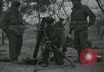 Image of 81 mm Mortar Anyang Korea, 1950, second 4 stock footage video 65675022726