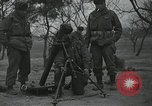 Image of 81 mm Mortar Anyang Korea, 1950, second 7 stock footage video 65675022726