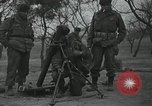 Image of 81 mm Mortar Anyang Korea, 1950, second 8 stock footage video 65675022726