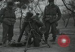 Image of 81 mm Mortar Anyang Korea, 1950, second 9 stock footage video 65675022726