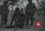 Image of 81 mm Mortar Anyang Korea, 1950, second 10 stock footage video 65675022726