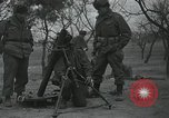 Image of 81 mm Mortar Anyang Korea, 1950, second 11 stock footage video 65675022726