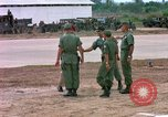 Image of 173rd Airborne Brigade Vietnam Bien Hoa Air Base, 1965, second 11 stock footage video 65675022736