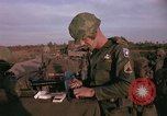 Image of 173rd Airborne Brigade troops Vietnam Bien Hoa Air Base, 1965, second 6 stock footage video 65675022739