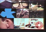 Image of Richard Buckminster Fuller United States USA, 1975, second 2 stock footage video 65675022756