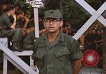 Image of 25th Infantry Division soldiers Vietnam Cu Chi, 1967, second 8 stock footage video 65675022782