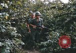 Image of 25th Infantry Division soldiers Vietnam Cu Chi, 1967, second 7 stock footage video 65675022783