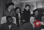 Image of Arthur Godfrey Greenland Thule Air Force Base, 1954, second 3 stock footage video 65675022792