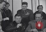 Image of Arthur Godfrey Greenland Thule Air Force Base, 1954, second 8 stock footage video 65675022794