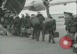 Image of C-124 Globemaster II New Mexico United States USA, 1954, second 6 stock footage video 65675022816