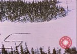 Image of Arctic Survival School training Labrador Newfoundland Canada, 1954, second 9 stock footage video 65675022832