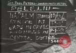 Image of 1st Marine Division Peleliu Palau Islands, 1944, second 10 stock footage video 65675022842