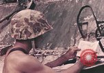 Image of 5th Marine Regiment Peleliu Palau Islands, 1944, second 3 stock footage video 65675022870