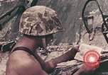 Image of 5th Marine Regiment Peleliu Palau Islands, 1944, second 8 stock footage video 65675022870