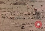Image of Burial of fallen Marines Palau Islands, 1944, second 7 stock footage video 65675022884