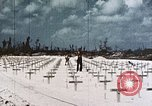 Image of U.S. Armed Forces Cemetery No. 1 Peleliu Palau Islands, 1944, second 4 stock footage video 65675022888