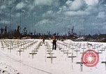 Image of U.S. Armed Forces Cemetery No. 1 Peleliu Palau Islands, 1944, second 11 stock footage video 65675022888