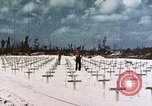 Image of U.S. Armed Forces Cemetery No. 1 Peleliu Palau Islands, 1944, second 12 stock footage video 65675022888