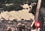 Image of 1st Marine Division Peleliu Palau Islands, 1944, second 9 stock footage video 65675022898